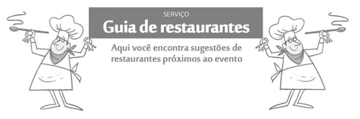 Guia dos Restaurantes